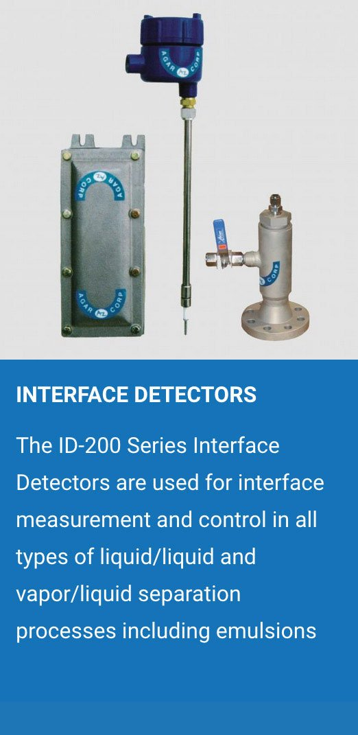 Interface Detector